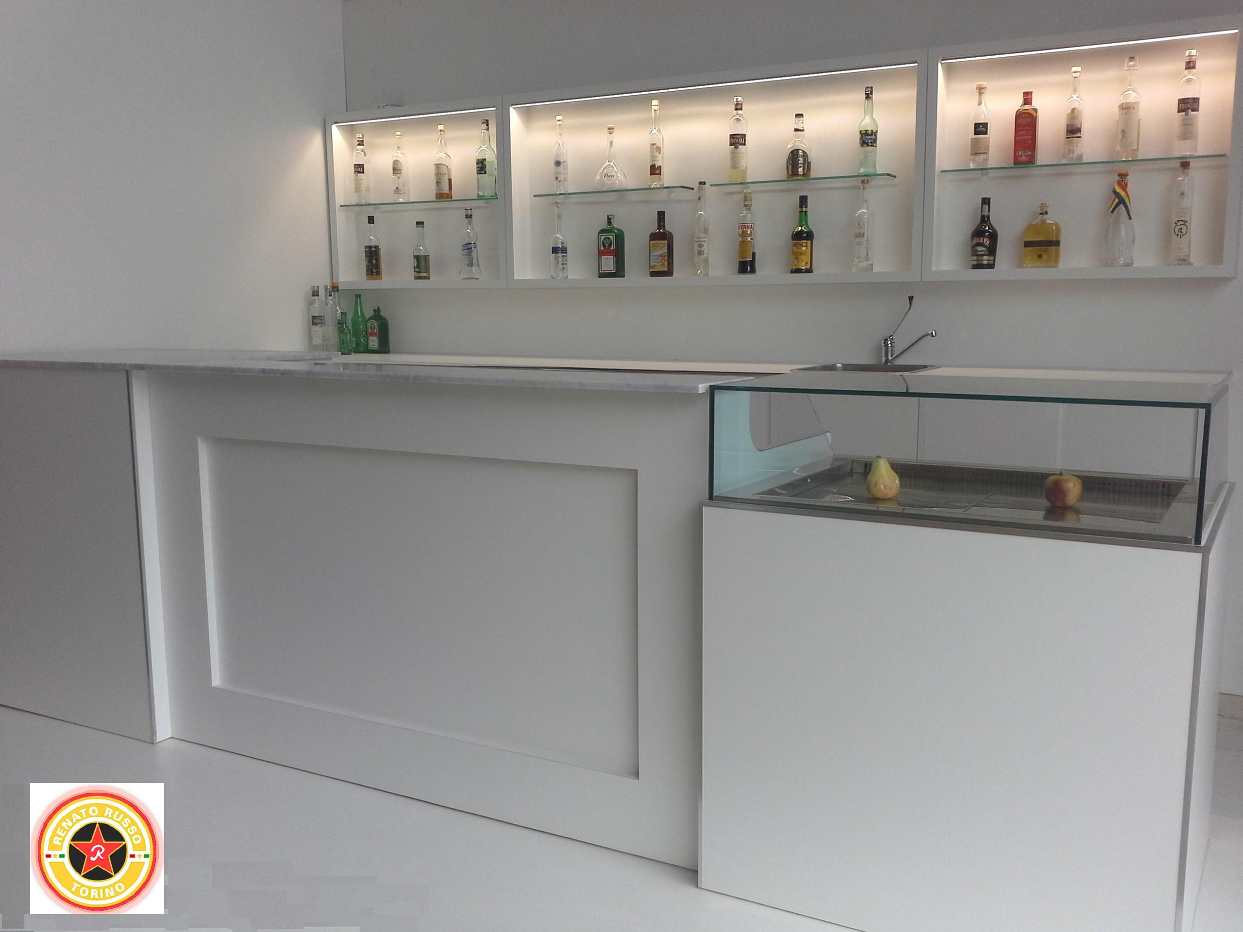 Produzione Banchi Bar Liguria, COMPRA in FABBRICA, Banconi Bar ...